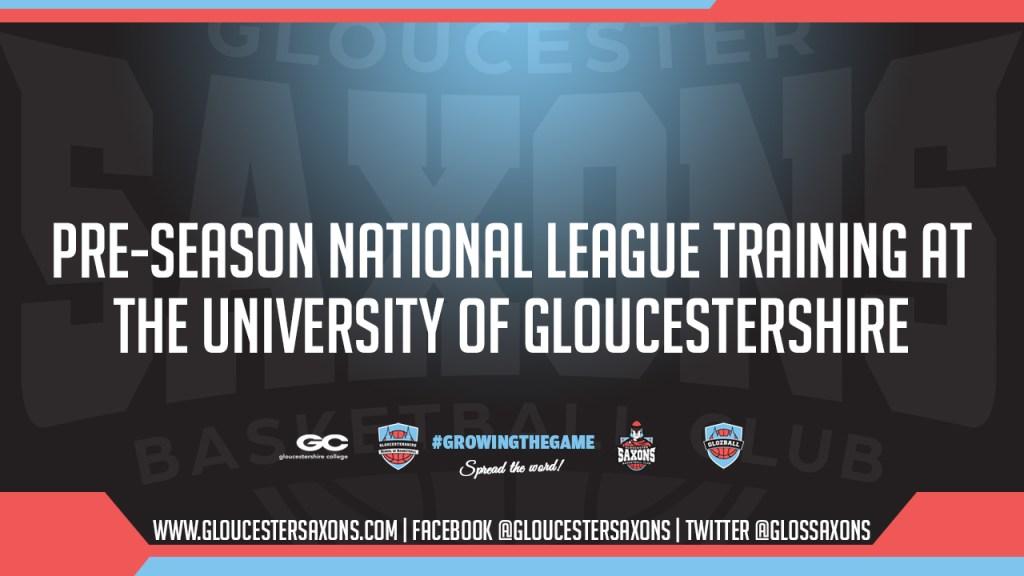 pre-season national league training