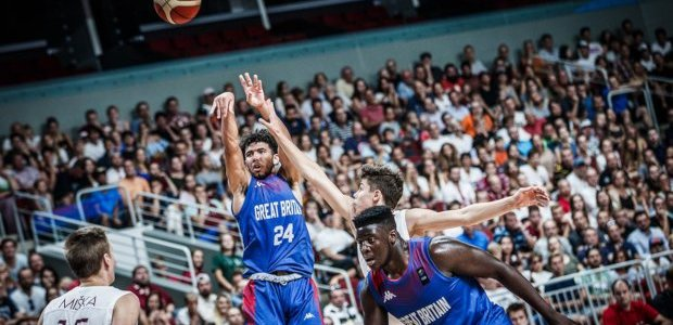 GB U18 Men make history but fall to Latvia in the European Championships Quarter Finals