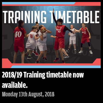 gloucester saxons 2018-19 training timetable - all teams