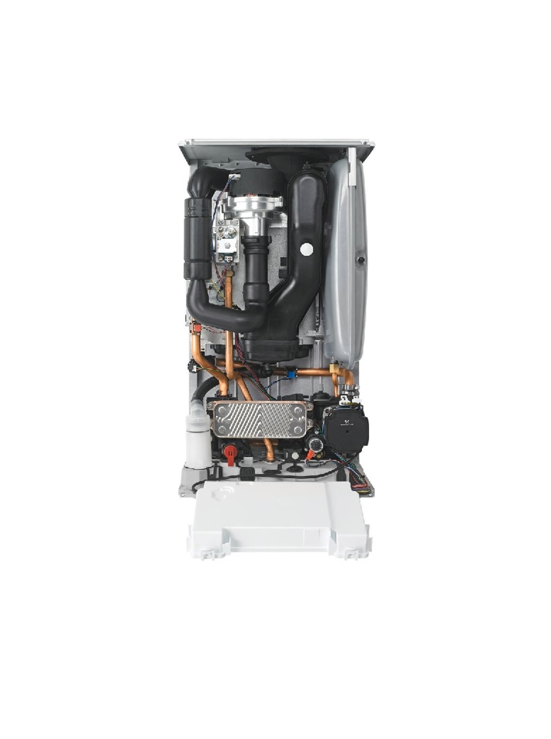 hight resolution of energy combi boiler