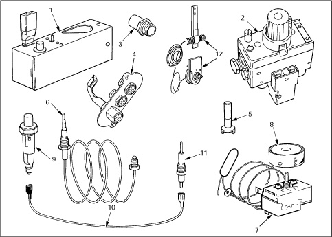 Goodman Gmp075 3 Parts Diagram. Diagram. Auto Wiring Diagram