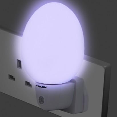 Plug in LED Night Light with Darkness Sensor