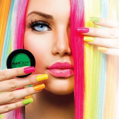 uv reactive hair chalk