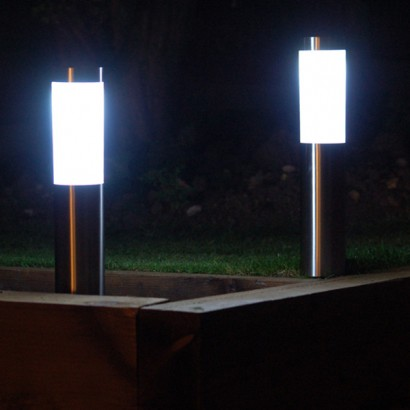 Solar Garden Post Lights Uk Ideasidea