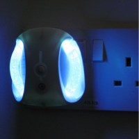 Colour Changing LED Plug In Night Light