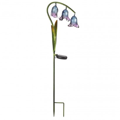 Solar Bluebells Garden Stake Lights