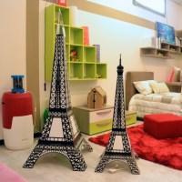 Eiffel Tower Standing Floor Lamp 120cm