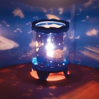 Revolving Table Lamp Night Lights
