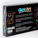 Glowart Packaging - Rear