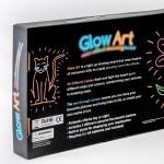 Glowart Packaging - Rear