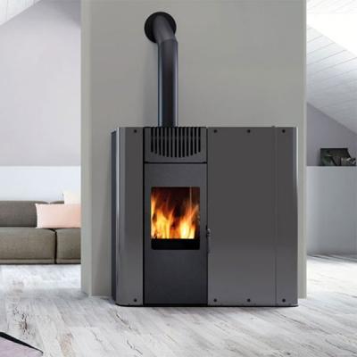 Edilkamin Demy 10kw Wood Burning Pellet Stove 163 5 739 13