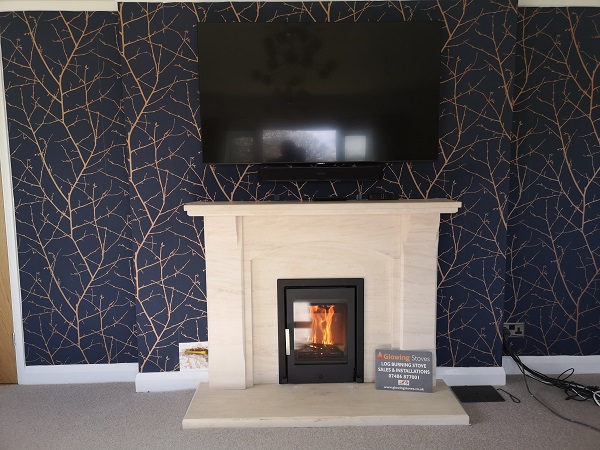Inset stoves,Log burners, wood burners in Somerset.