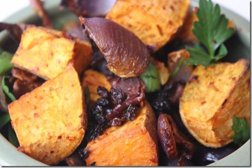 Sassy Sweet Potato Chunks  Glow Kitchen