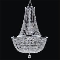 Crystal Empire Chandelier | Synergy 630  GLOW Lighting