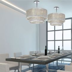 Kitchen Island Pendants Danze Faucets Dining Room Dazzlers... Sparkling Crystal ...