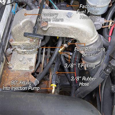 2003 2009 dodge cummins diesel gauges