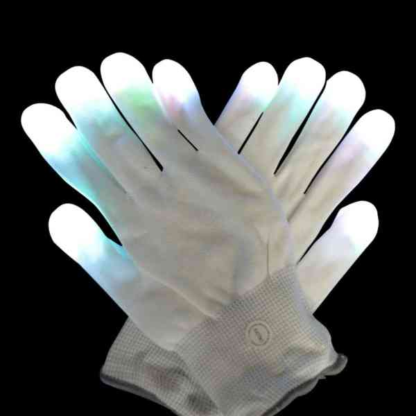 Light Flashing Led Gloves Glowtopia