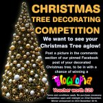 Christmas Tree Decoration Competition 2019 Glowtopia