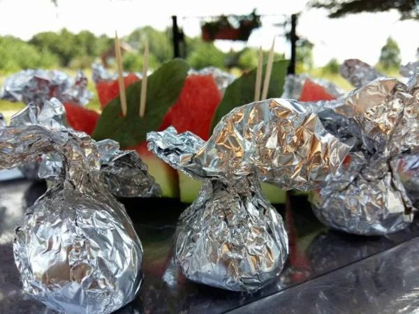 Zapiekane ziemniaki w sakiewkach