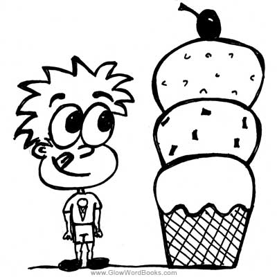 Short Kids Poem: Ice Cream
