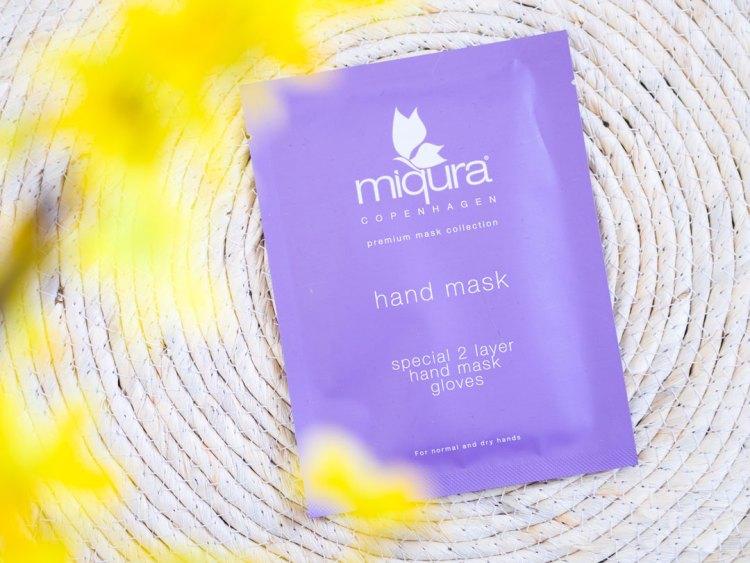 Miqura handmasker tegen droge handen