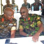 Special Forces boss Maj Gen Nabasa claims there is a foreign plot to overthrow Museveni
