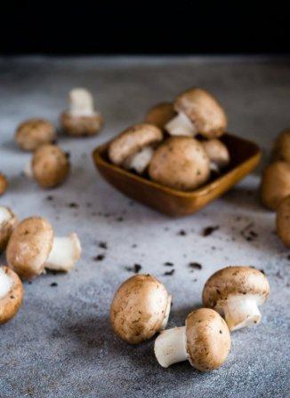 Ciupercile nu trebuiesc neglijate în nici o săptămână