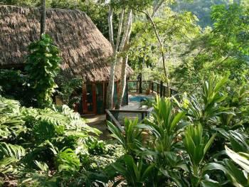 Tree top Cottage, Chaa Creek