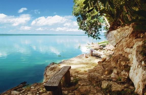 Lake Petin, La Lancha