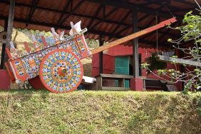 traditional oxcart, Costa Rica
