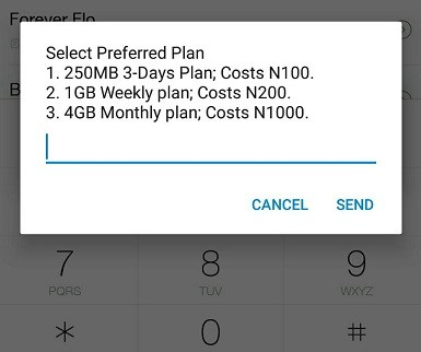 MTN CHEAT : Get 4GB for N1000, 1GB for N200 On Your MTN SIM