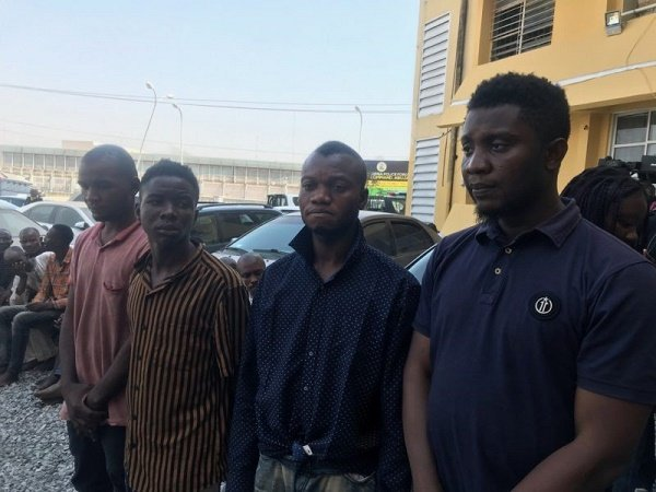 Abuja Bank Robbery: 'Banker Told Us It'd Be A Smooth Operation' – Suspect Confesses [Video] 2