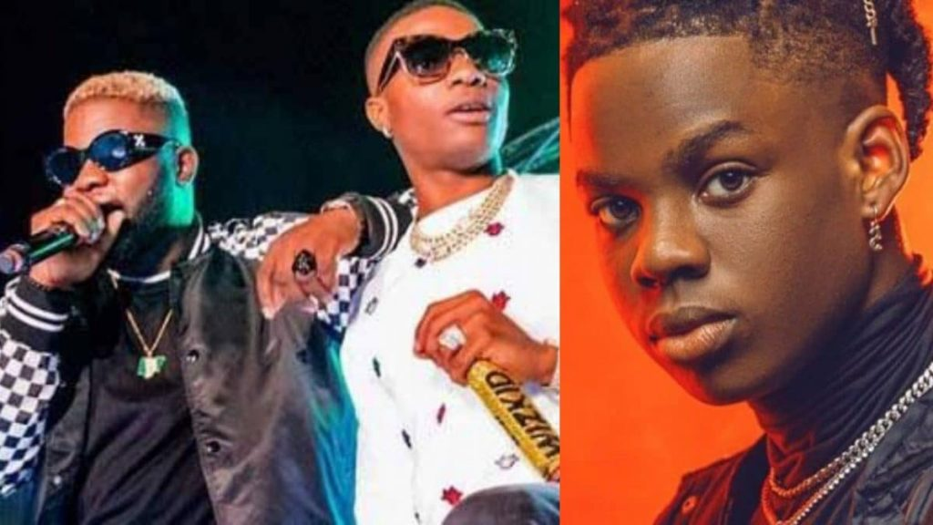 What Wizkid Told Me About Rema – Skales 2