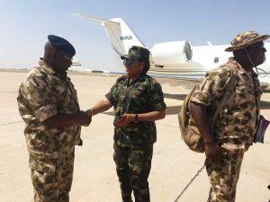 Regina Daniel's Mom, Rita, Unveiled As Nigeria Defence Military Ambassador (Photos)