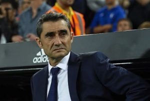 Valverde Writes Open Letter To Barcelona Players, Board After Sack (Full text)