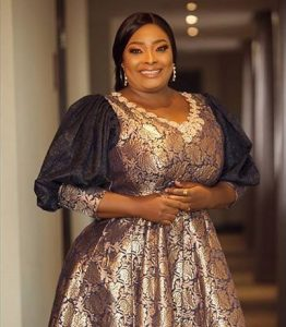 I Used To Wear 3 Bras While Running In Secondary School – Busty Actress Ronke Odusanya Reveals
