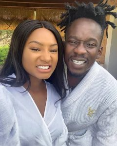 What Is It You Got That She Can't Get Enough Of? – Speed Darlington On Mr Eazi's Affair With Temi Otedola
