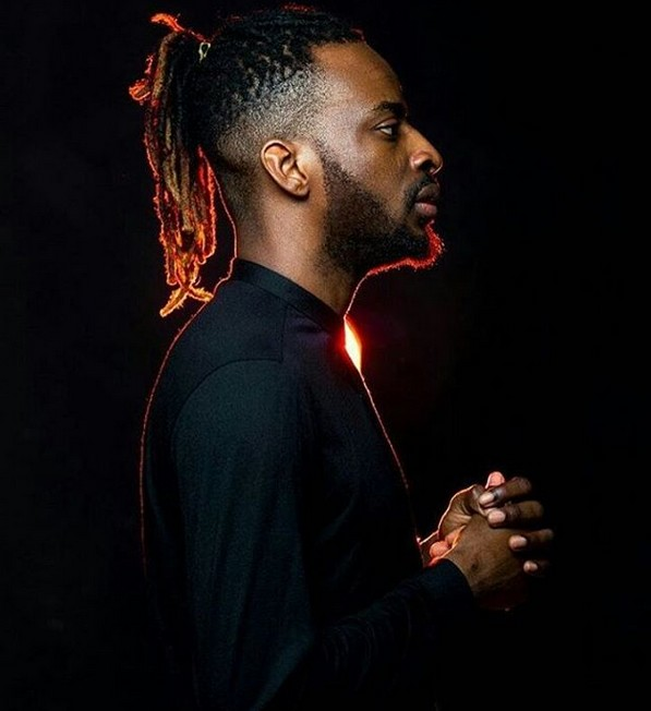 Living Thing Crooner, 9ice Shows Of New Hair Style