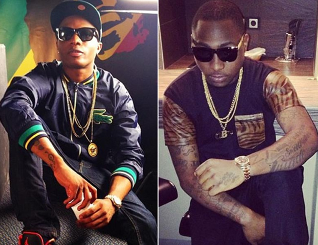 International Local Champion, Davido Continues With The War, Takes Another Swipe At Wizkid (Full Gist)
