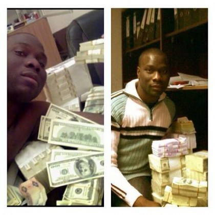 6 nigerian big yahoo boys making our youths do anything for money number 6 is talk of the - How do bureau de change make money ...