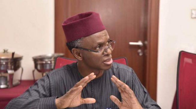 Image result for El-Rufai finally reacts to his 'suspension' by APC
