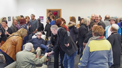 Vernissage Wallerie