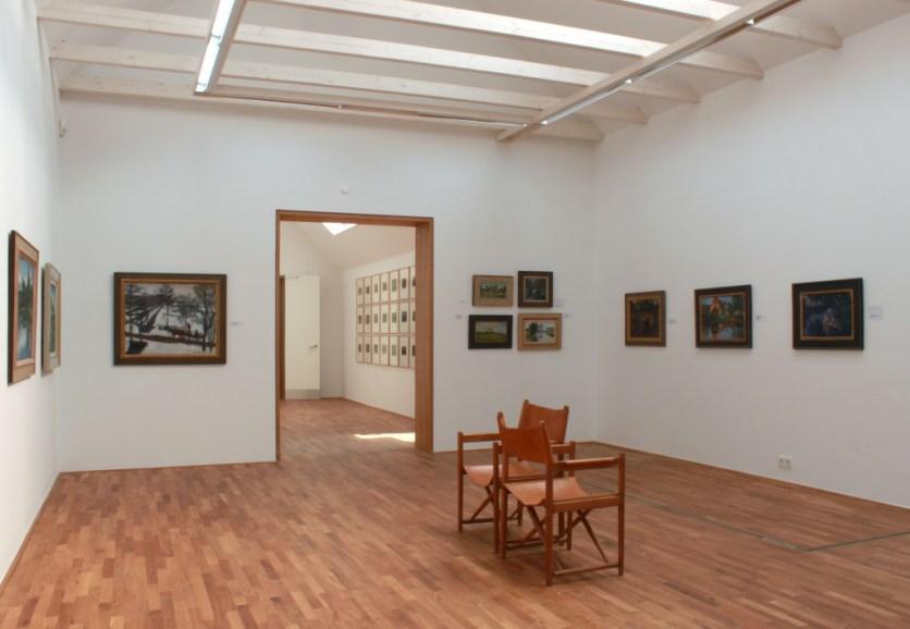 Otto Modersohn Museum Raum 2