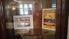 Für den französischen Markt nannte Roselius seinen Kaffee Sanka (sans coffeine)