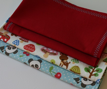 Kids Placemats from The Long Thread