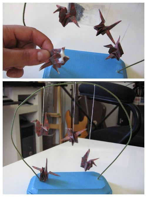 Tutorial: Make a Paper Crane Desktop Mobile
