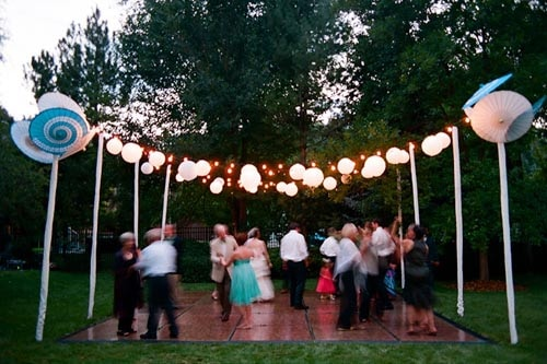 wedding pictures outdoor wedding