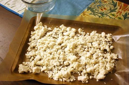 How to Make Almond Milk (and almond flour!)
