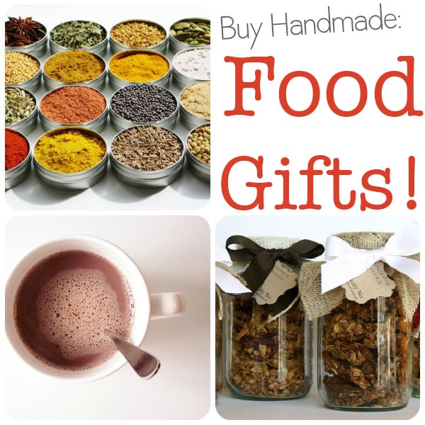 buy handmade food gifts