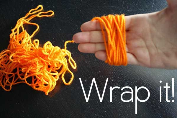 wrap it